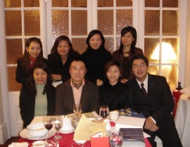 CPF Board & Committee Christmas Gathering