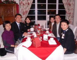 1. Christmas Dinner for CPF Board and Committee