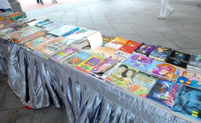43. Charity Book Sales