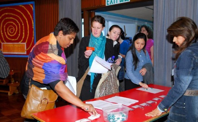 7. Reception of ESF Art Teachers