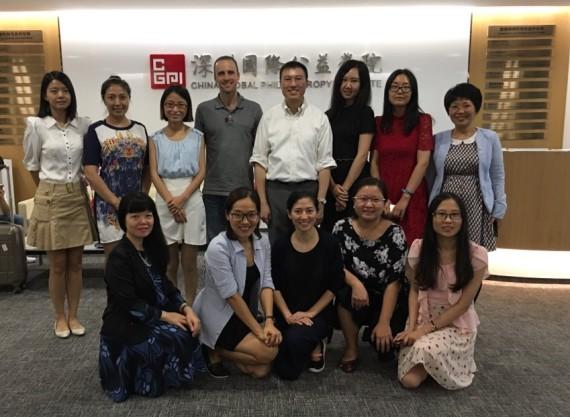 2017/06 Shenzhen Workshop