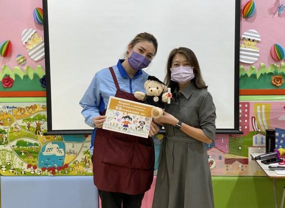 2021/03 St Monica's Kindergarten